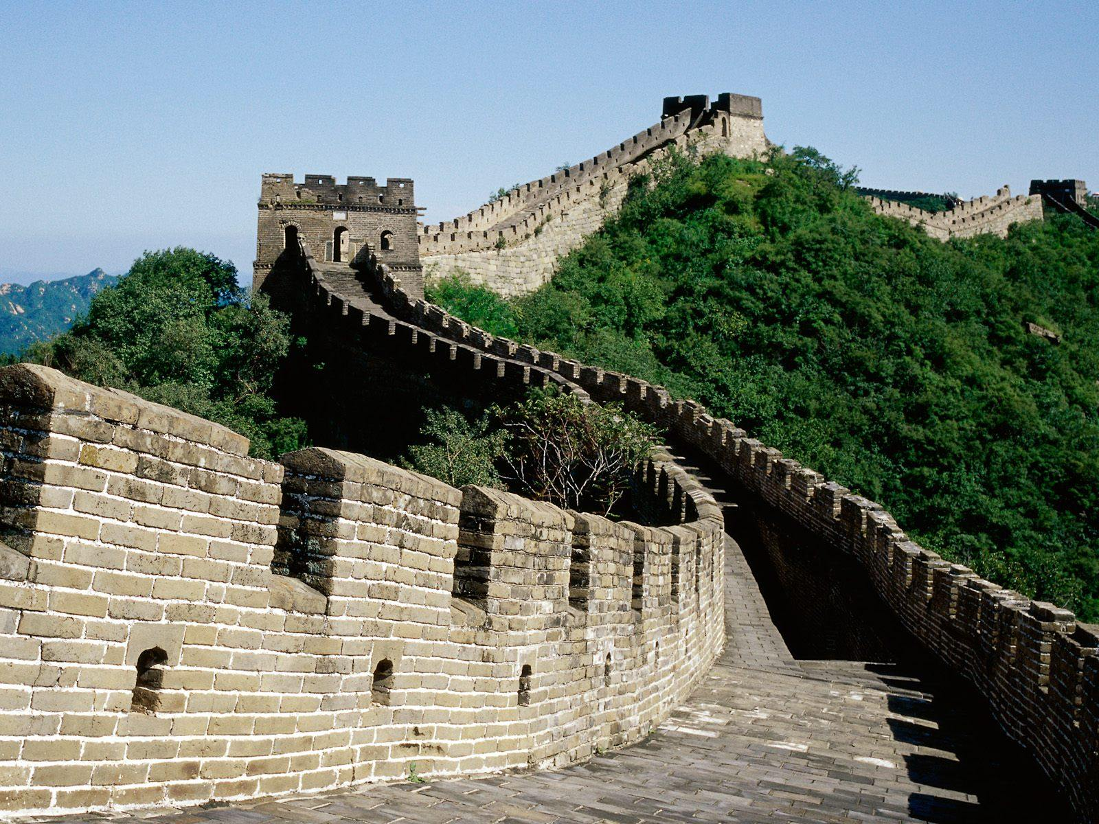 The Great Wall of China Doesn't Exist