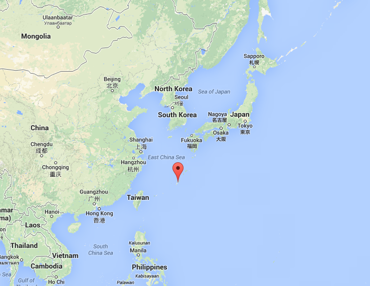 The Ryukyu islands as the center of the world